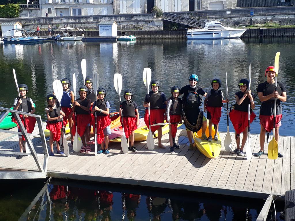 Option Canoe Kayak