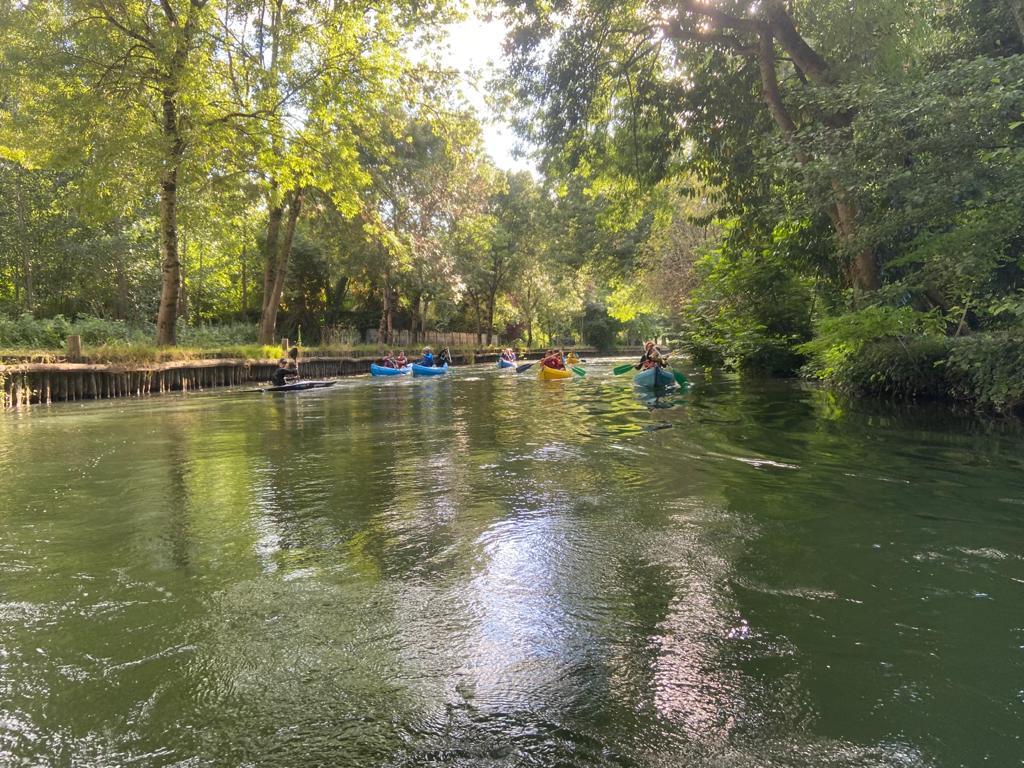 Kayak'eau Vélo